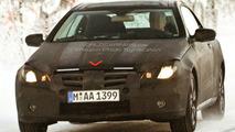 2009 Mercedes-Benz CLK Spied on Sweden Test
