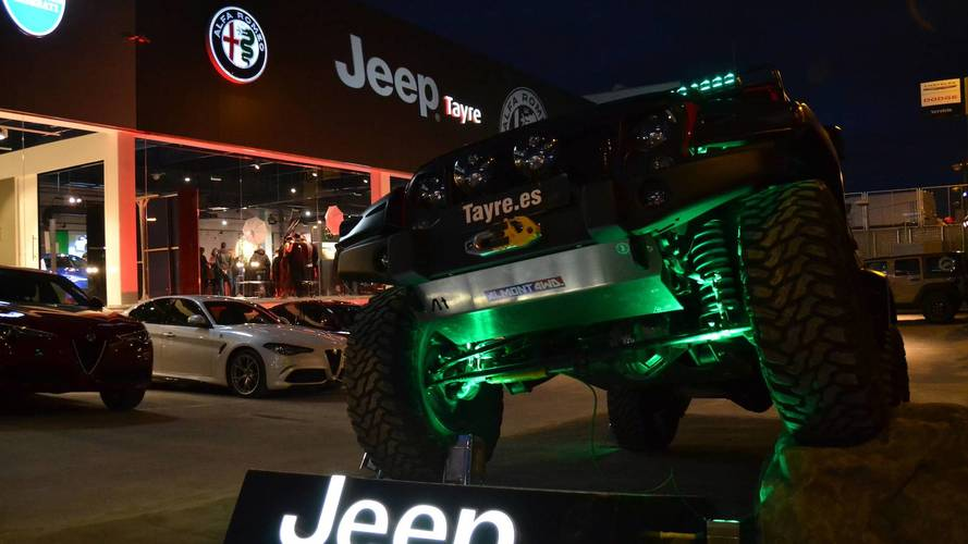 Tayre inaugura sus nuevas instalaciones de Alfa Romeo y Jeep