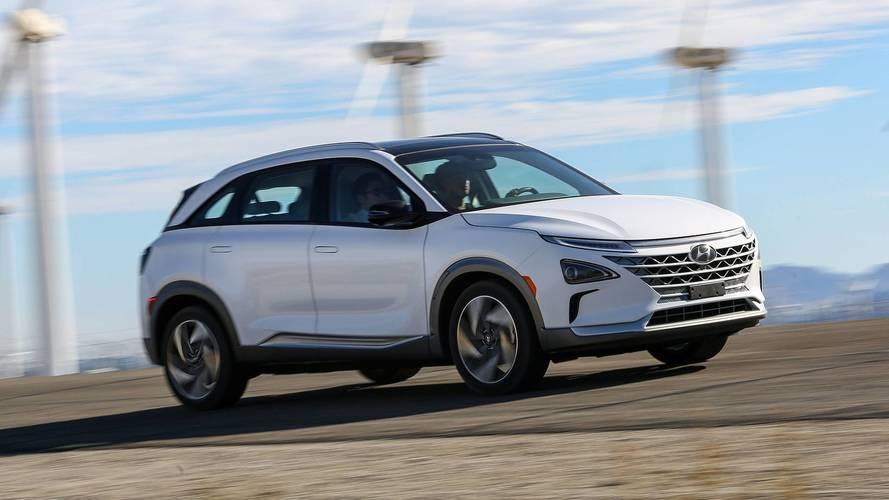 Hyundai a vendu un Nexo au Mondial