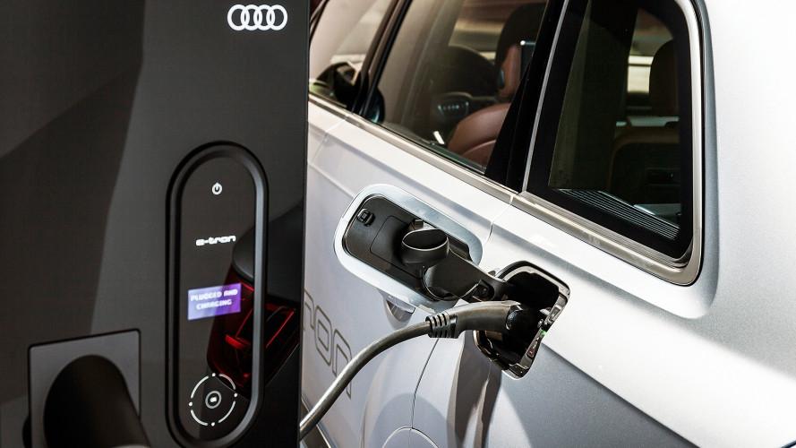 Audi sperimenta la rete intelligente fra auto elettrica e casa