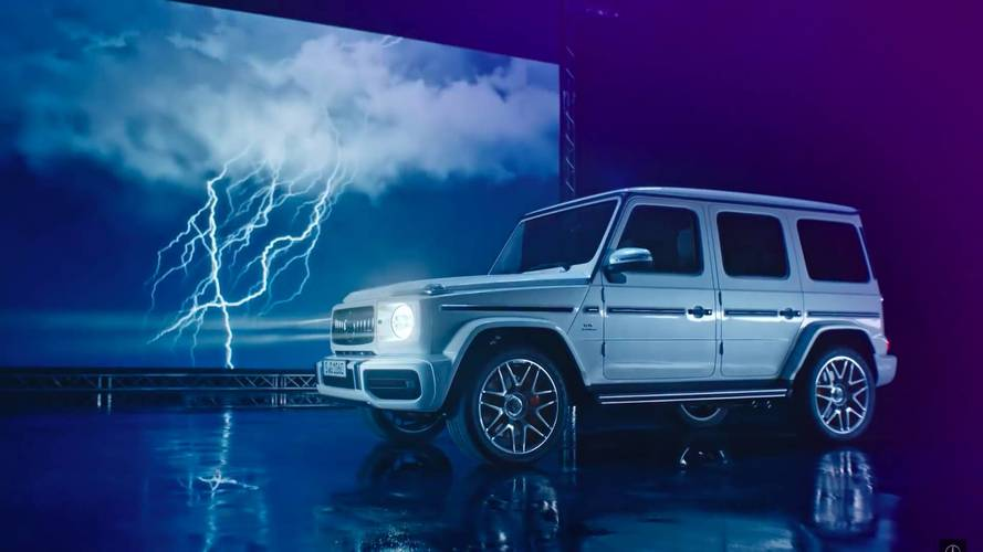 2019 Mercedes-AMG G63 Strikes Like Lightning, Makes Video Debut