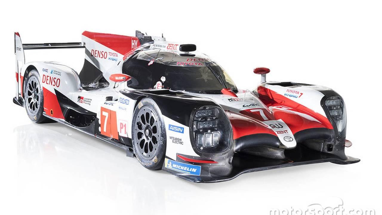Toyota TS050 HYBRID, de Fernando Alonso