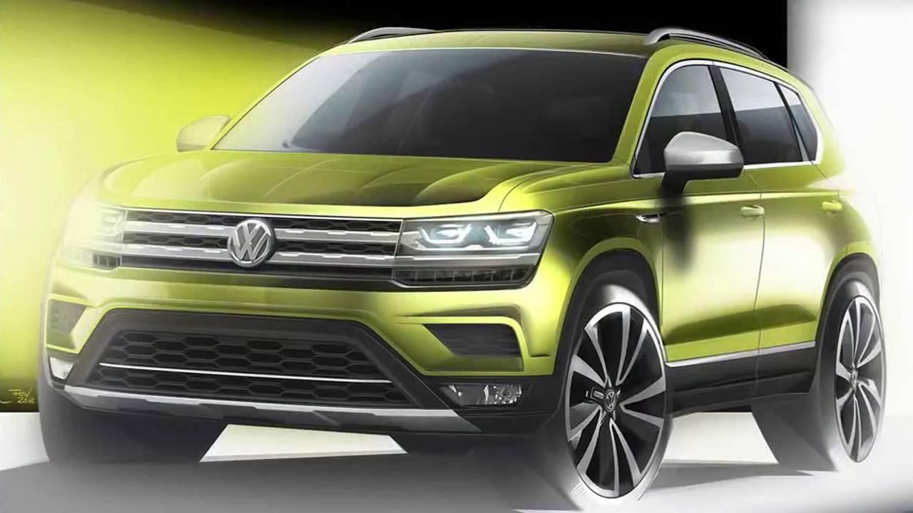 Volkswagen Tarek - Teaser