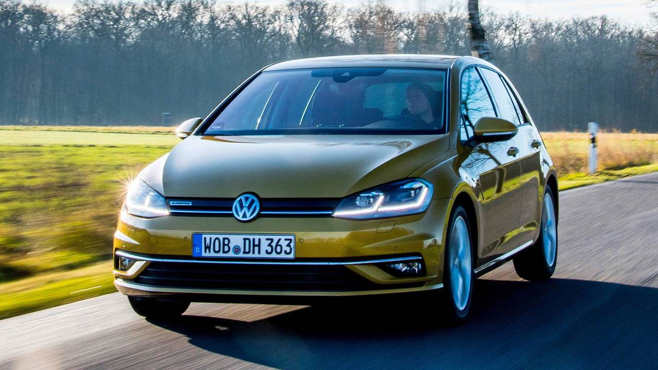 Volkswagen Golf 1.5 TSI ACT