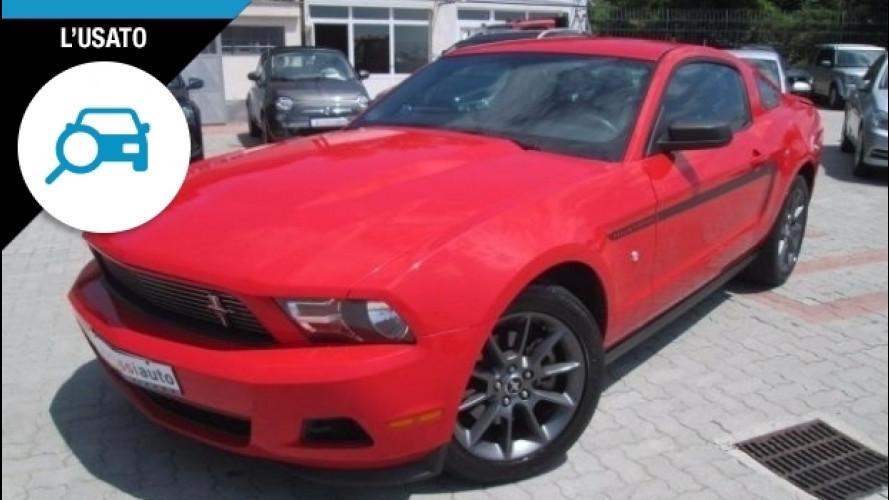 Ford Mustang, sportiva senza sacrifici