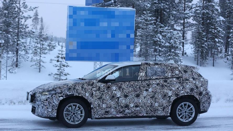 BMW X2, son casus fotoğraflarında sportif görünümünü sergiliyor