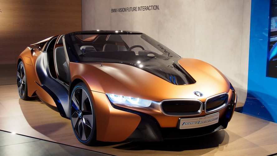 Bmw I8 News And Reviews Motor1 Com