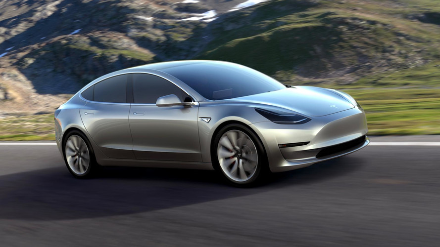 Tesla's Model 3 will arrive in the UK next year