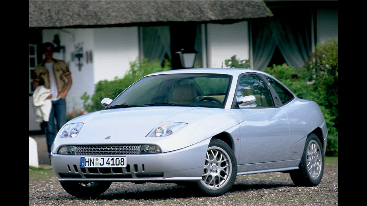 Fiat Coupé 2.0 20V Turbo