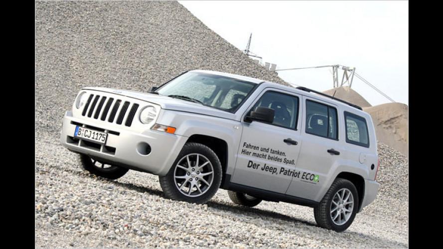 Richtig Gas geben: Der Jeep Patriot 2.4 Eco+ im Test