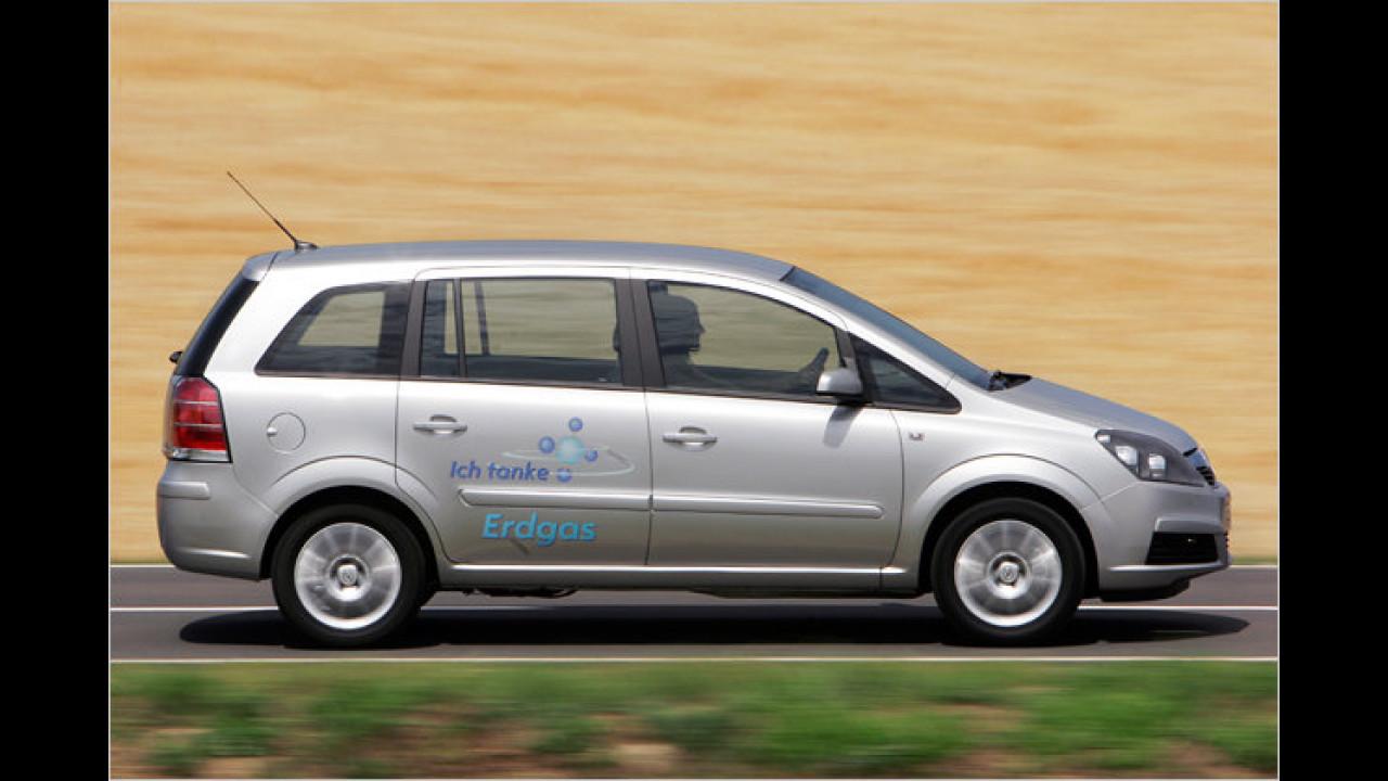 Opel Zafira 1.6 CNG ecoFlex Selection