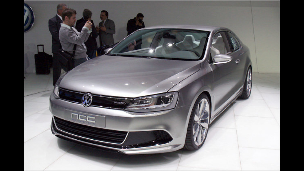 VW New Compact Coupé