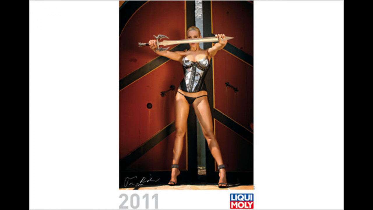 LIQUI MOLY Kalender 2011