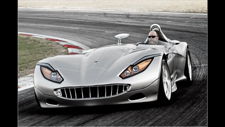 Supersportler Veritas RS III: Die flache Flunder geht in Serie