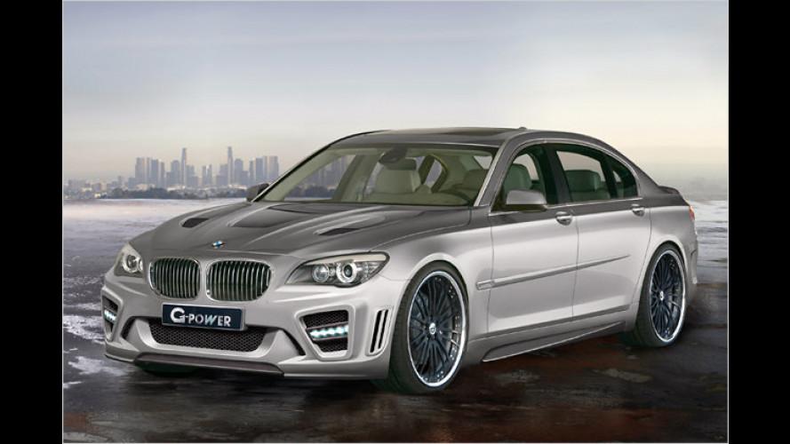 M-Feeling für den 7er-BMW: G-Power tunt die Luxus-Limo