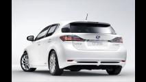 Neuer Lexus CT 200h