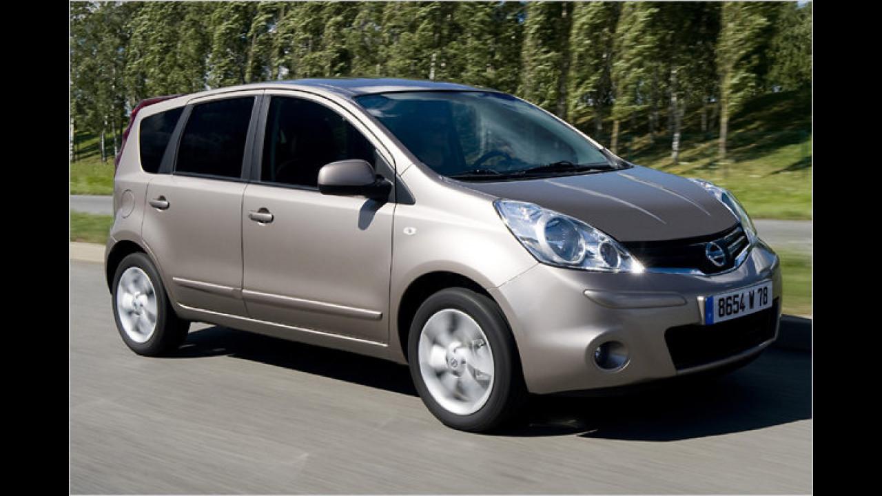 Nissan Note 1.4 visia