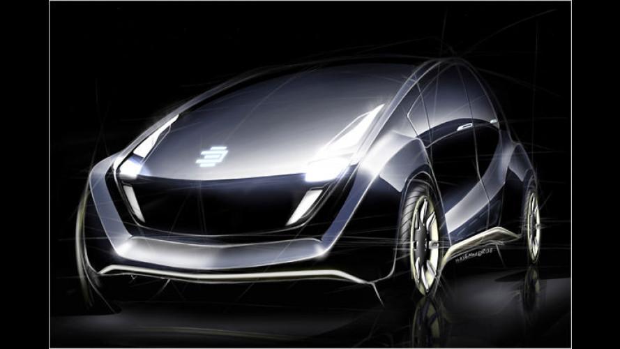 """EDAG präsentiert auf dem Genfer Salon das """"Light Car"""""""