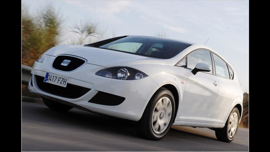 Seat Leon Ecomotive: Schöner Sprit sparen auf spanisch