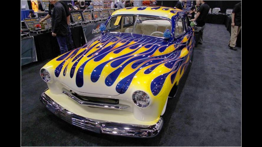 SEMA 2010: Klassiker, Custom Cars und ein Elvis-Trans-Am