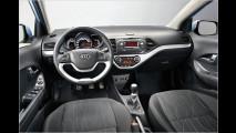 Kia Picanto: Neue Motoren
