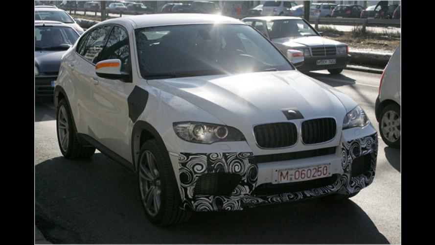 Boulevard-SUVs mit Zusatz-Biss: BMW motzt X5 und X6 auf