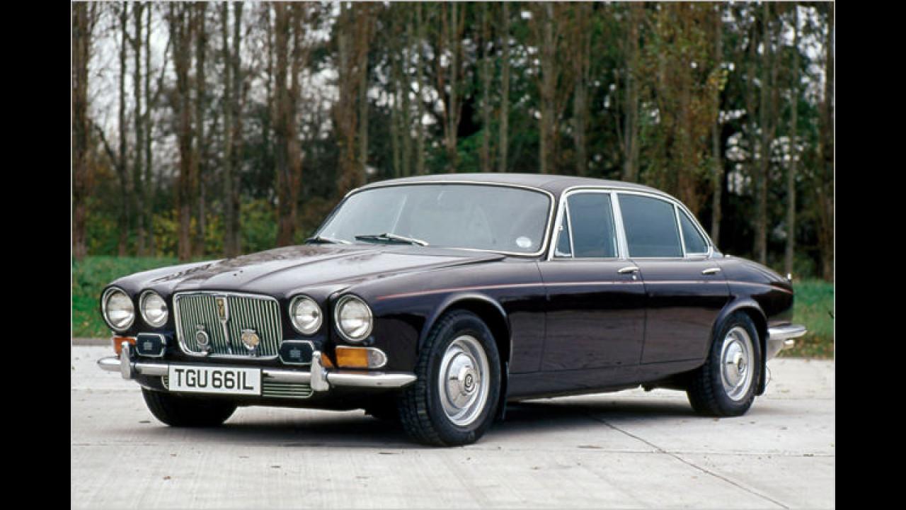 40 Jahre Jaguar XJ