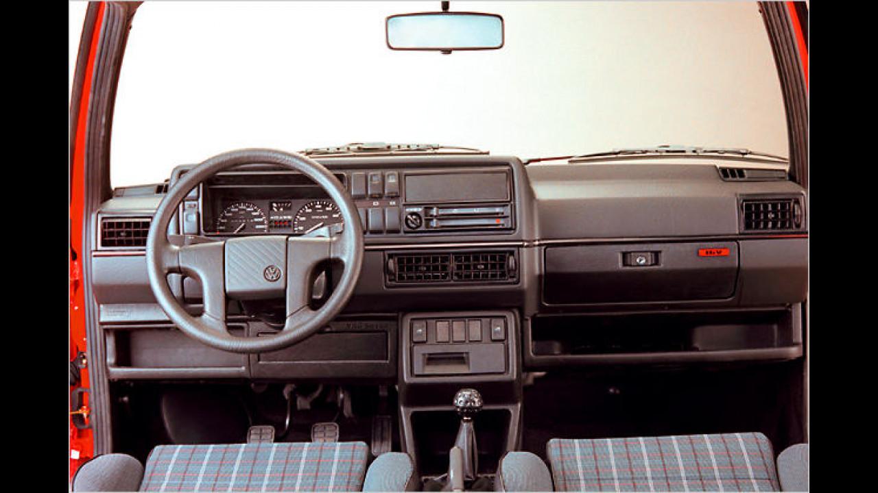 1987: VW Golf II GTI