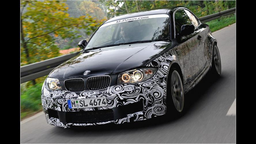 BMW 1er M Coupé: So agil fährt der stärkste Einser