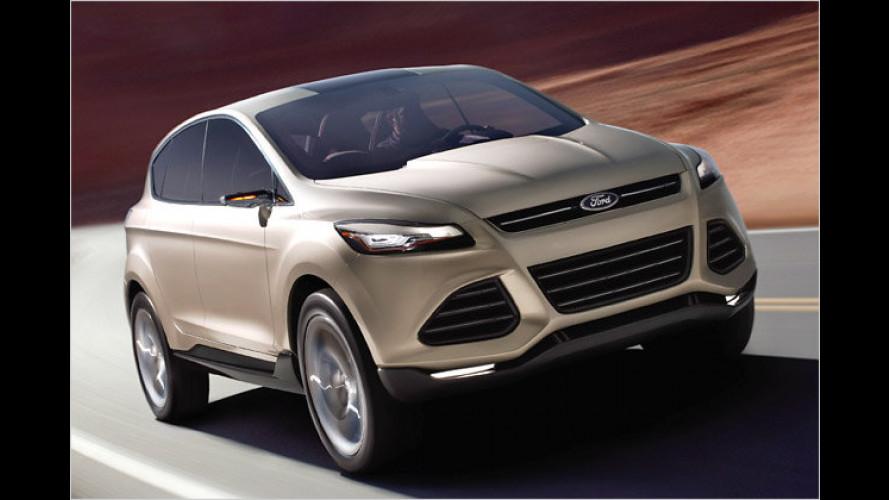 Ford Vertrek: So schick wird der Kuga-Nachfolger
