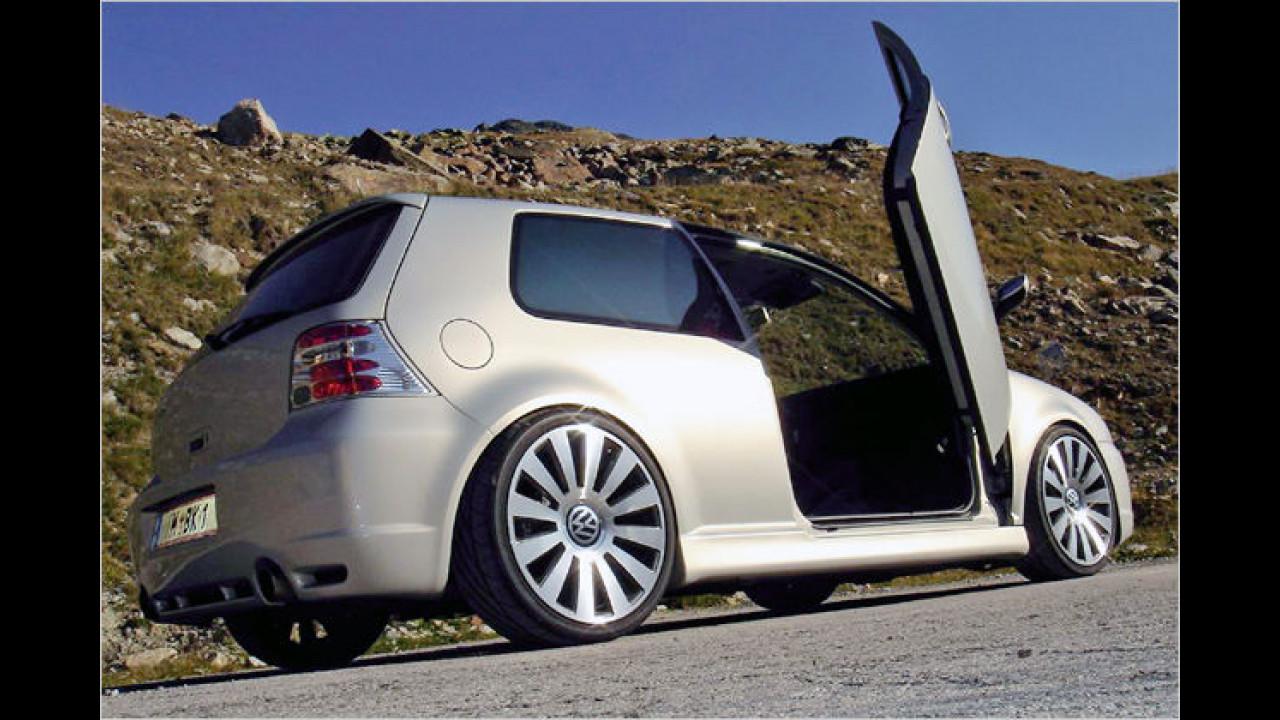 VW Golf GTI 1.8T (1999)