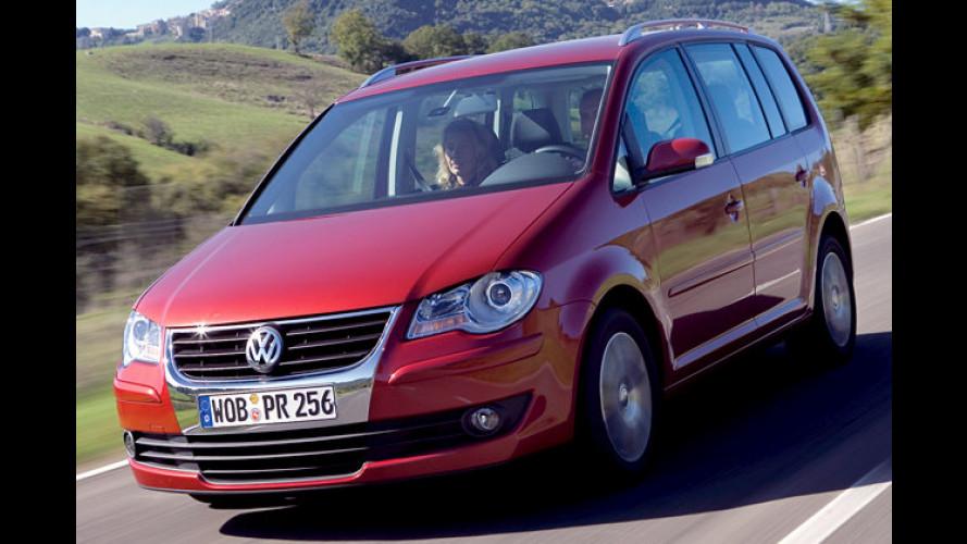 Volkswagen: Zuwachs bei der blauen Modellpalette
