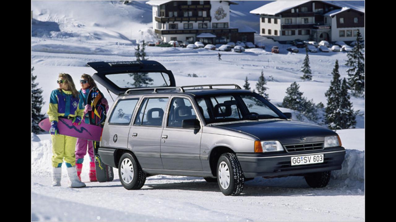 Opel Kadett E Caravan (1989)