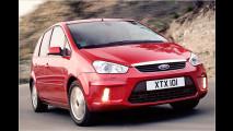 Alkohol-Antriebe bei Ford