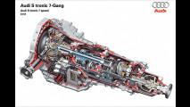 Neue Audi-S-Tronic