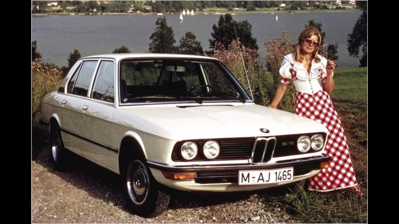 Platz 26: BMW 5er (5,1 Prozent)