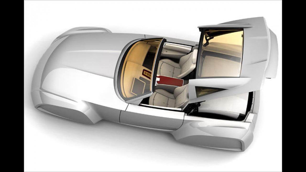 Designstudien: Magna Steyr Mila Future