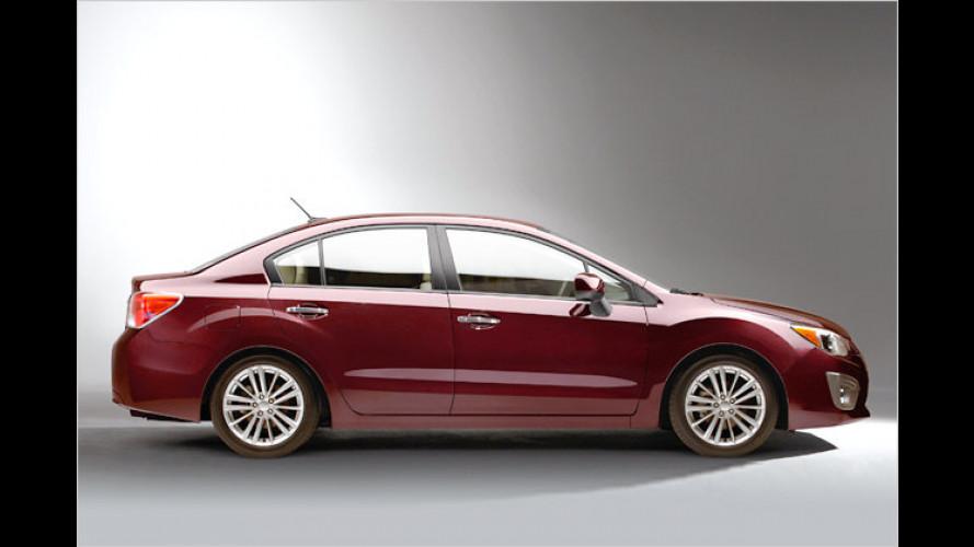 Neuer Subaru Impreza: Sparsamer und komfortabler