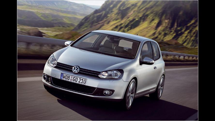 VW Golf VI: Bestandswahrung mit verbessertem Kapselheber