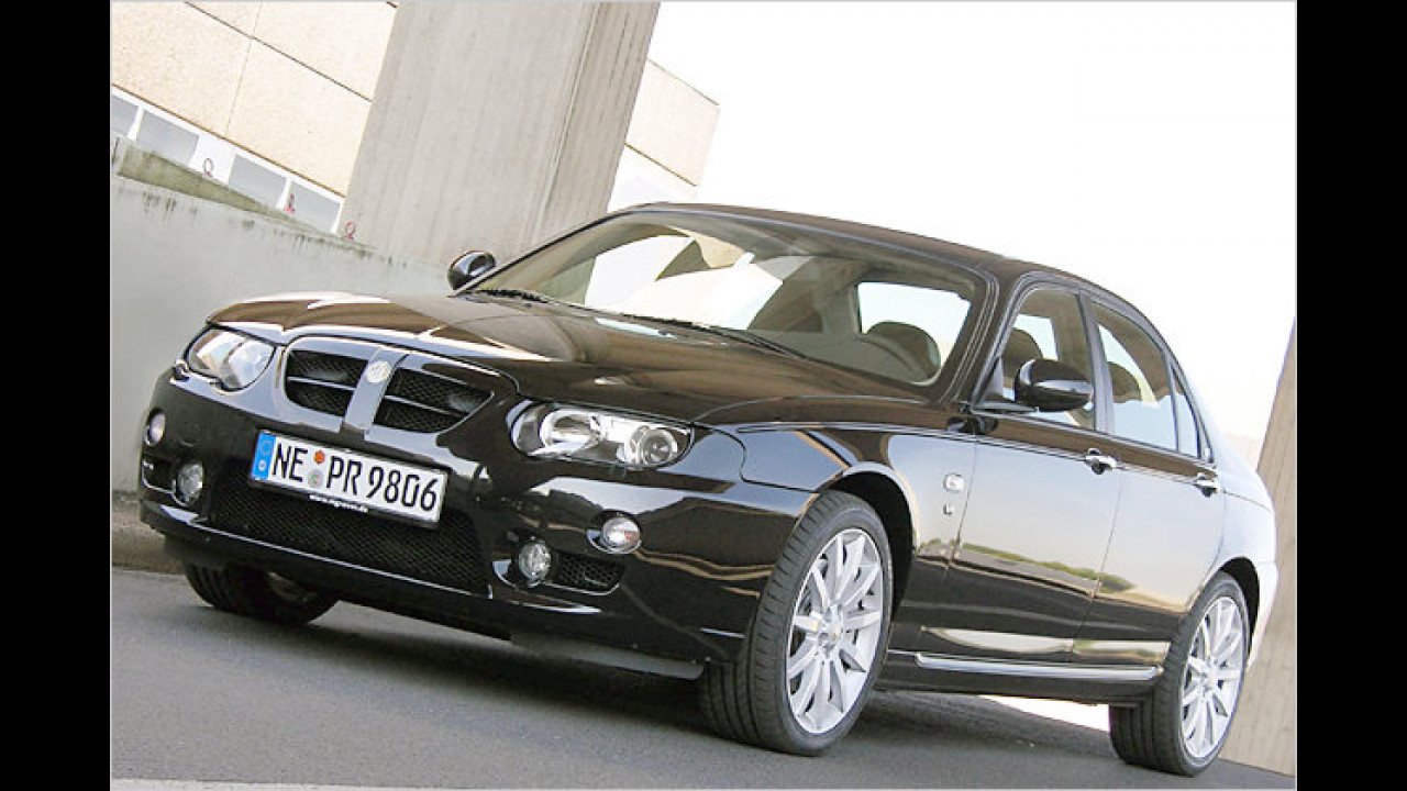 MG ZT 260 V8 (2003)