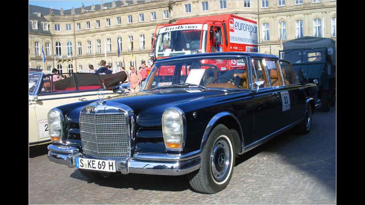 Mercedes-Benz 600 Landaulet ,Pullmann