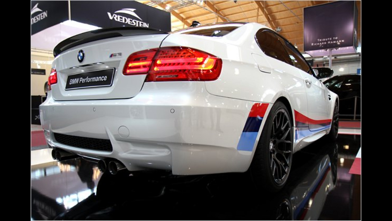 BMW M3 Performance