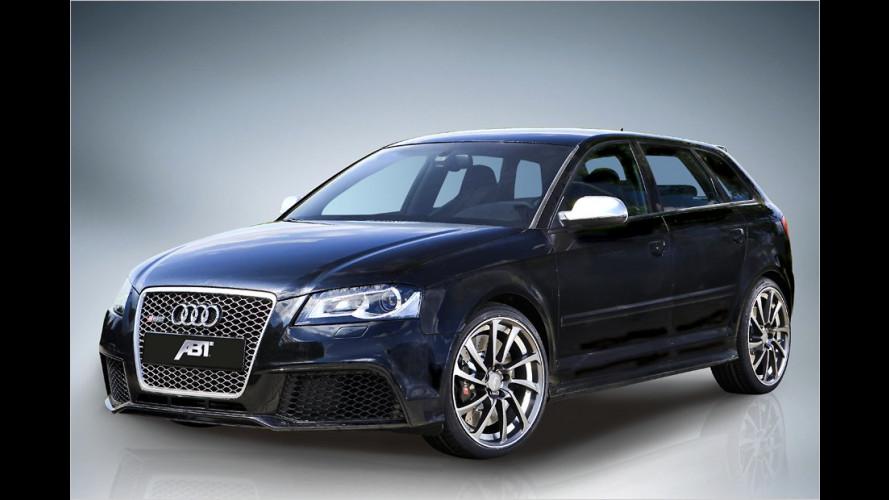 Abt legt noch eins drauf: Volle Power für den Audi RS 3