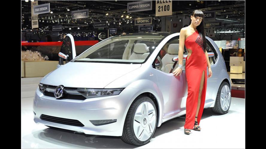 Giugiaro: Zwei schicke Studien für VW