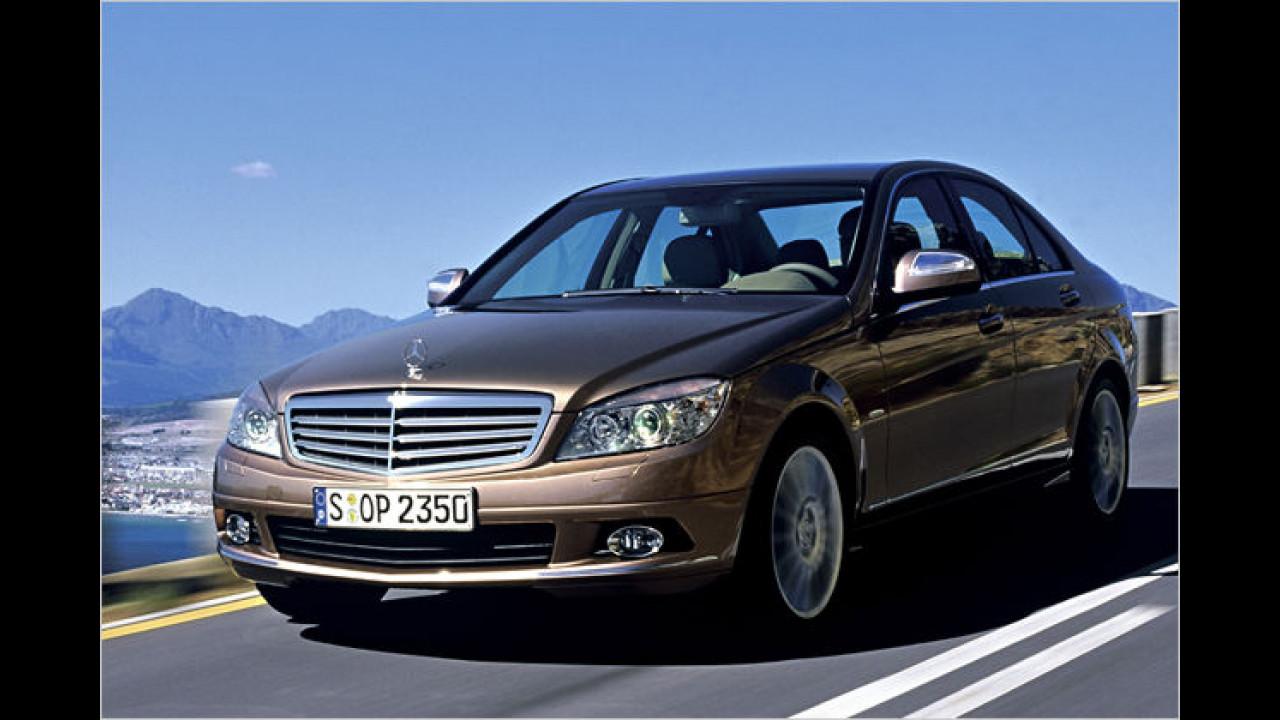 Sparen mit Mercedes