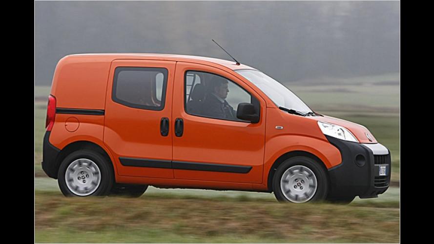 Fiat Fiorino Kombi 1.3 Multijet: Der Erbe von R4 und 2 CV?