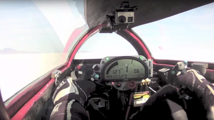 Vidéo - 503,7 km/h pour la motarde la plus rapide du monde !