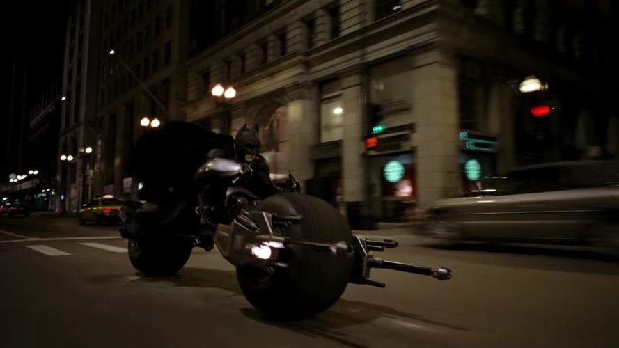 Batman Kara Şövalye'deki Batmobil satışa çıkarıldı