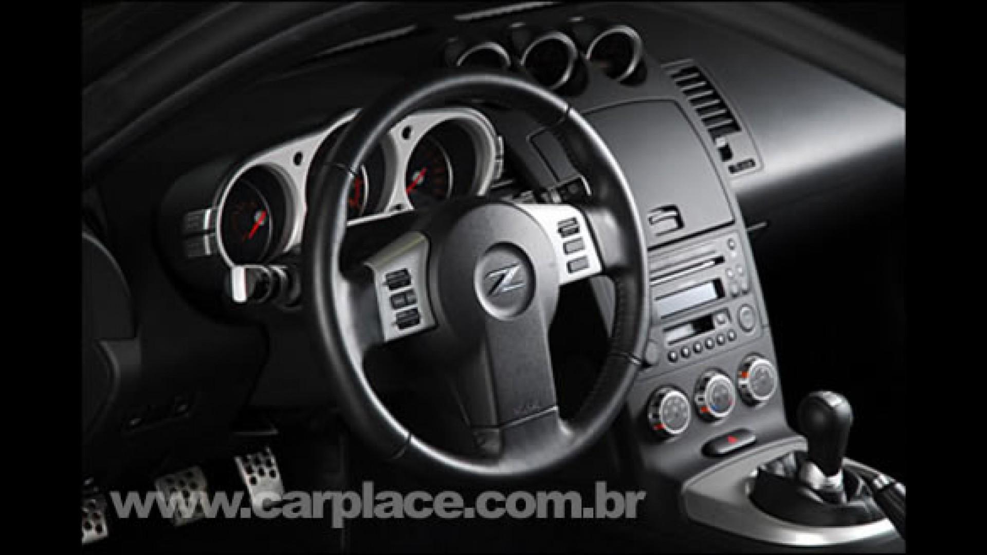 Coupe Esportivo Nissan 350z 2008 Chega Ao Mercado Com Motor V6 Mais Potente