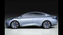 Salão de Frankfurt: Renault Fluence Zero Concept é a versão elétrica do novo Mégane